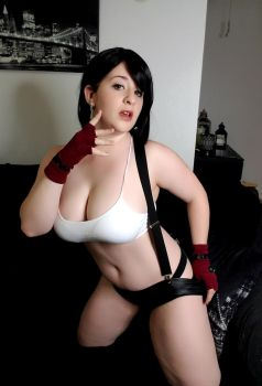 Tifa Set Available by IchigeiCosplay