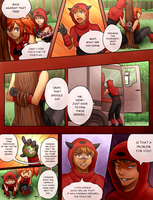 Pokemon Ruby Comic: Putting out the Fire Page 13 by cocosnowlo