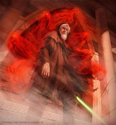 Star Wars: Force and Destiny - Warde by AnthonyFoti