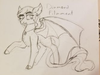 Diamond Filament by Rabies-the-Squirrel
