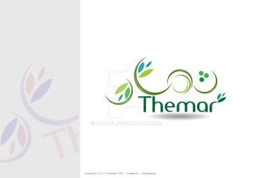 logo design for Themar Qatar 3 by APAPEL