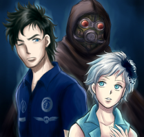 Zero Escape - Virtue's Last Reward - No.1 by Thaumana