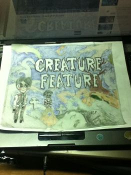 Creature Feature by Curtisfantothegrave