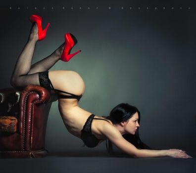 The Red Shoes 02 by Boas73