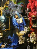 Venice another Masks shop by emalterre