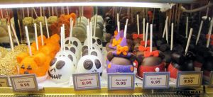 Disneyland Halloween Apples by Gothscifigirl