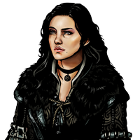 Yennefer by Laveir