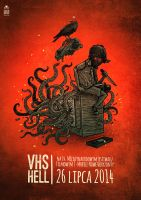 Vhs Hell by motsart