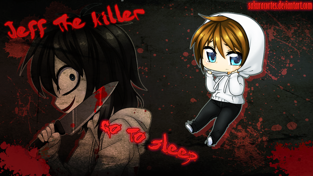 Jeff The Killer Wallpaper by sakuracortes