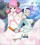 Fairy Tail - Aries and Angel by Moontillaa