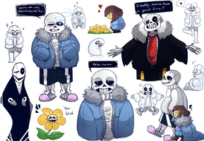 Undertale Bundle by Renic-Pai