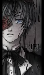 Into the darkness - Ciel by AikaXx