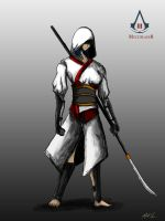 Assassin's Creed 3 Multiplayer Concept Art 10.2 by patgarci