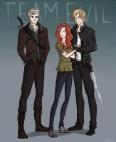 TMI: CoLS - Team Evil by cinash