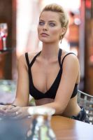 Margot Robbie Empty and Obedient by hypnospects