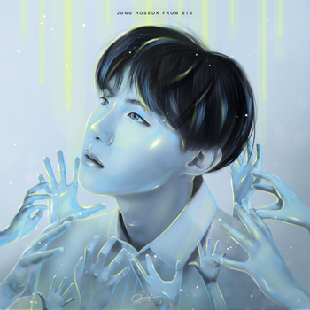 J-Hope / Hands by byDurst