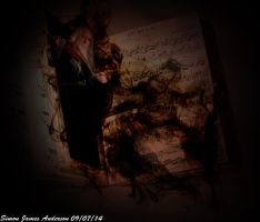 the dance of the Dark Lullabye by asteampunk