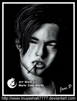 Cigarette by MarieJaneWorks