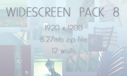widescreen pack 8 by ether