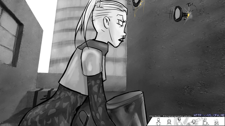 Villain Shooter - Episode 00, page 4b by alessand