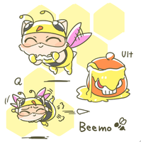 Beemo! by mmzkmzk
