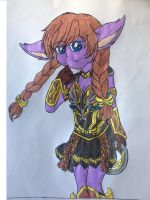 Anna: Warrior Of Justice! by Jazz-The-Yordle