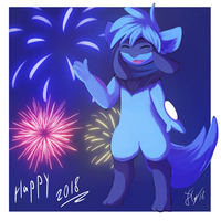 Happy new year! by Deathxael