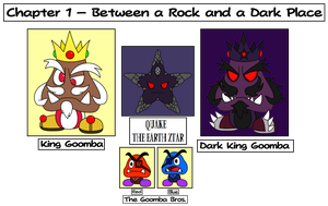 WotZK Chapter 1 Boss - King Goomba and Quake by TheSpiderManager