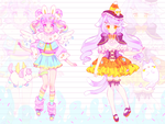 sugar baby adoptables . closed!! by snow-puffs