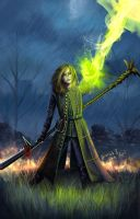 Closing  Fade Rifts in Dragon Age: Inquisition by Sicarius8