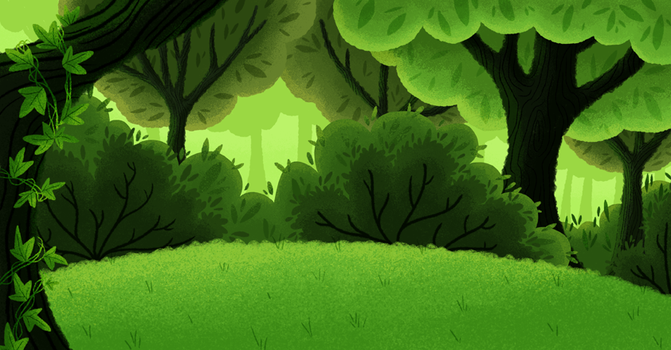 forest by Ellanaa