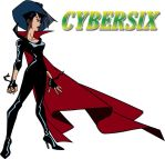 Cybersix, unoriginally titled by IvD-ICE
