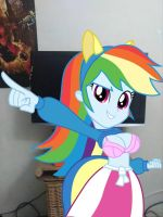 Dashy Dress This Way For Me And I Love It Verion 2 by Omnianimeman