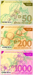 Ilian Tax Stamps (v. IDK) by requindesang