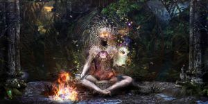 Sacrament For The Sacred Dreamers by parablev