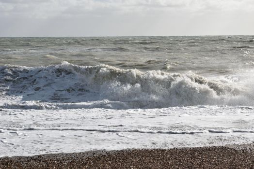 DSC 0050 Bexhill Beach by wintersmagicstock