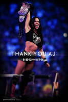 Thank you, AJ. by javidogui