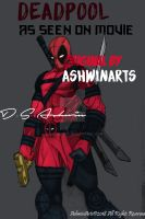 DeadPool by AshwinArts