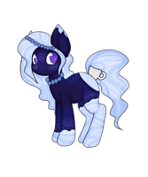 Ice Breed HoloCoffee -AUCTION: CLOSED- by mckeekee