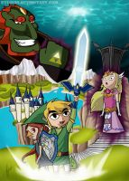 Return to Hyrule by ByLouis