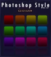 Photoshop Style Ver. 1.5 by General1991