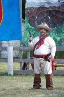 The Mexican at Buffalo Bills Wild West 7/26/2014 by Crigger