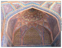 Shahjahan Mosque -IV by aabbas