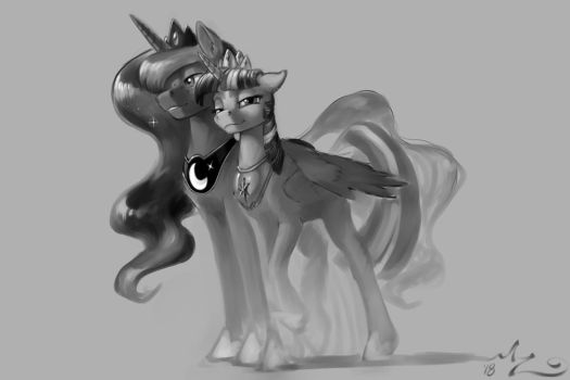 Daily Doodle 609 by Amarynceus