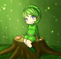Saria by chaopudding7453