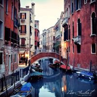 Afternoons in Venice by IsacGoulart