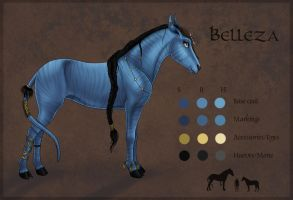 Belleza Reference by Wild-Hearts