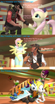 Ray's Friendship with Ponies by pinrobotkit