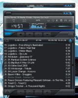 Azenis 2 for Winamp modern by itemsoft