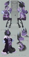 Azriel reference by painted-bees